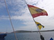 a formar todos,¡ Viva España! ¡viva!