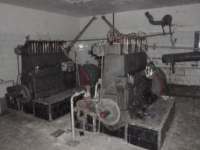 Baterías de costa Cabo Blanco