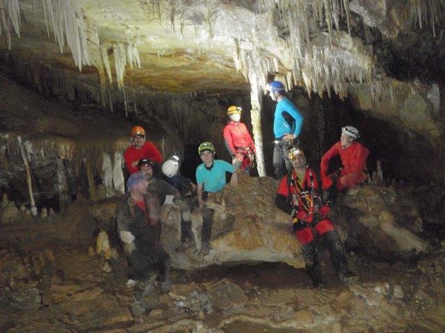 cova de cal Pesso 2014