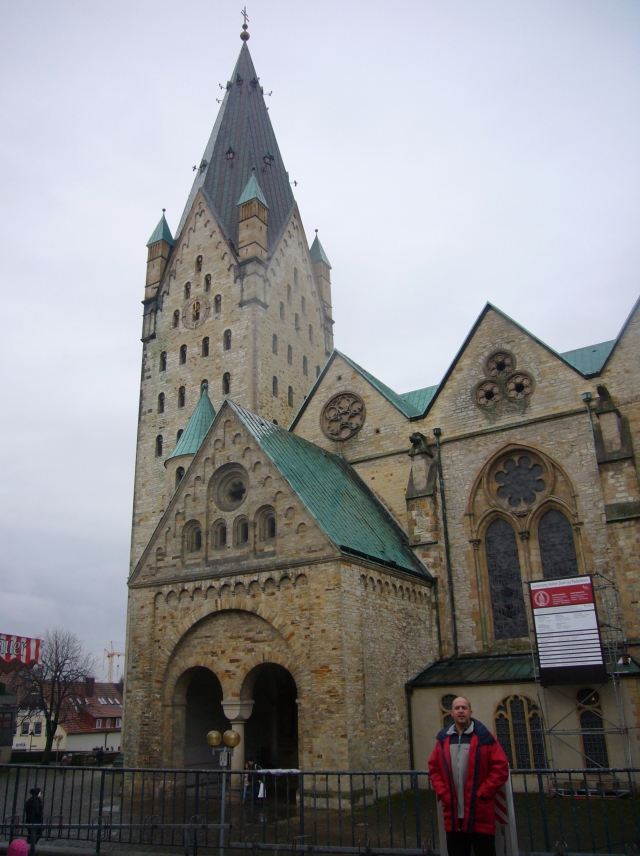 Frontal de la Catedral (Dom)