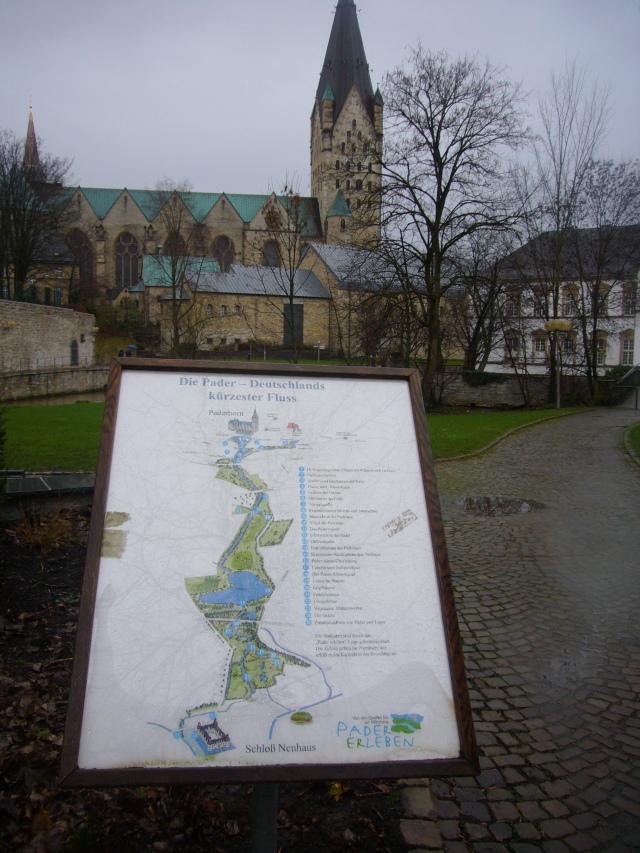 plano de situación y del parque