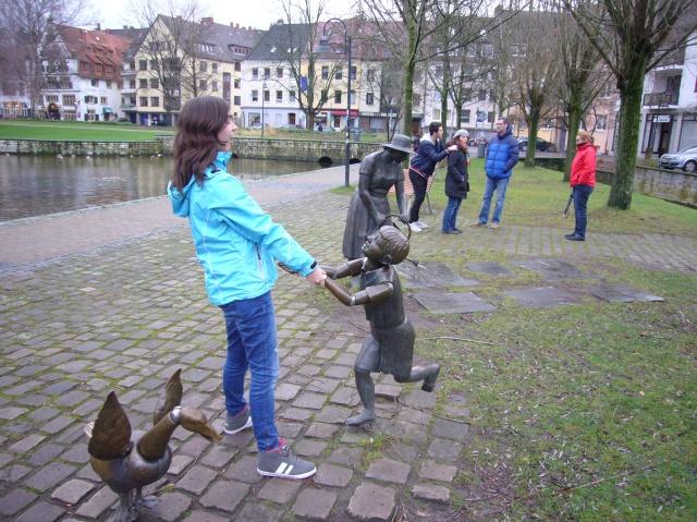 esculturas articuladas