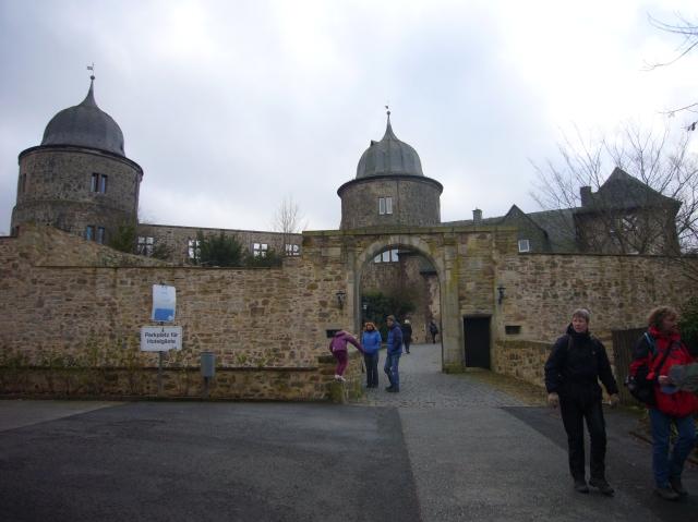 Castillo Dornröschenschloss