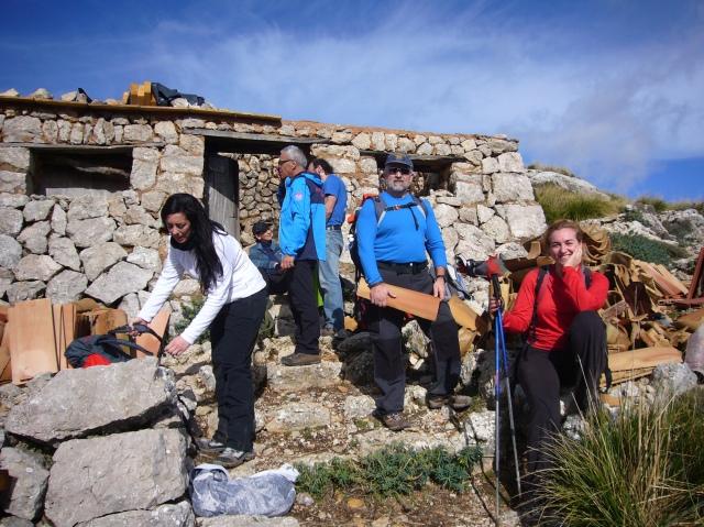 Excursión Gorg Blau a Cornador Gran