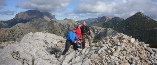 Excursión gorg Blau - Refugio Xim Quesada