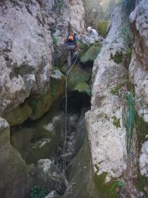Primeros descensos.