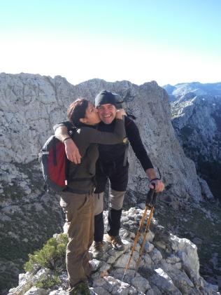 Amor en las cumbres.