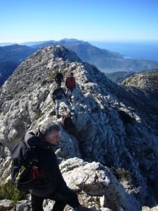 Cresta del Migdia.