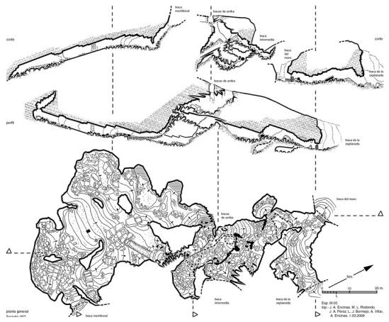 M-4  cova minera de sa Malagata  J.A. Encinas