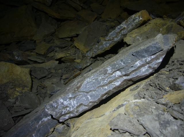 cova minera de sa Malagata  Foto: Rafael Minguillón