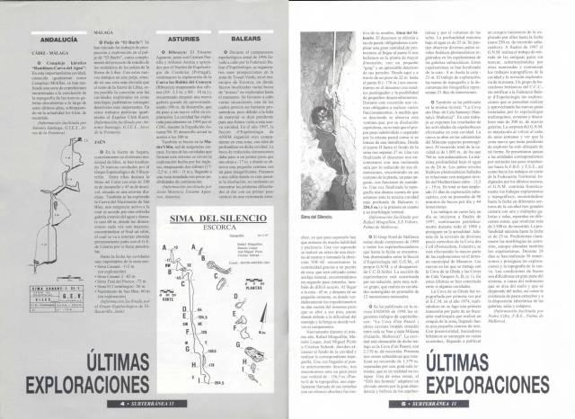 public. subterránea Prensa sima del Silencio, -230m . Rafael Minguillón