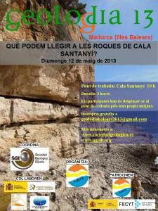 Portada Geolodía 2013
