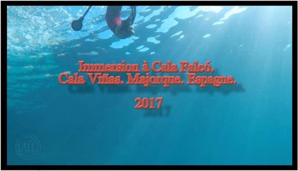 Inmersión curso espeleólogos Franceses.  Filmación; Rafael Minguillón   Instructor buceo
