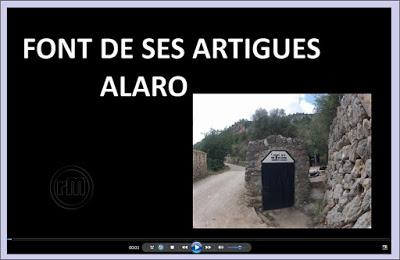 Vídeo espeleobuceo Font de ses Artigues  -Rafael Minguillón  -BTTersMallorca