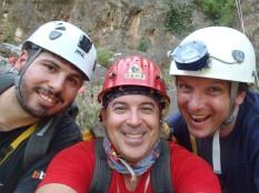 Alberto, Rafael y Félix
