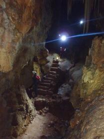 Cova Tancada des Cap de Menorca. Foto: Rafael Minguillón BTTersMallorca