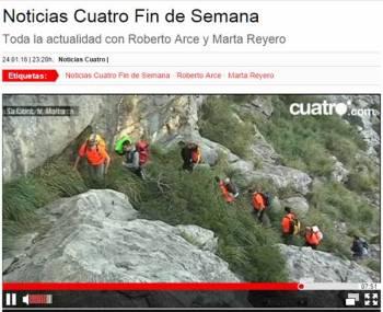 Noticias TV4  Lago cova de sa Campana BTTersMallorca