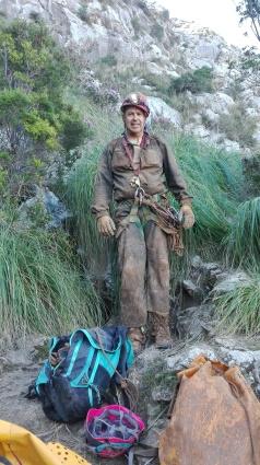 salida exploratoria Rafael Minguillón