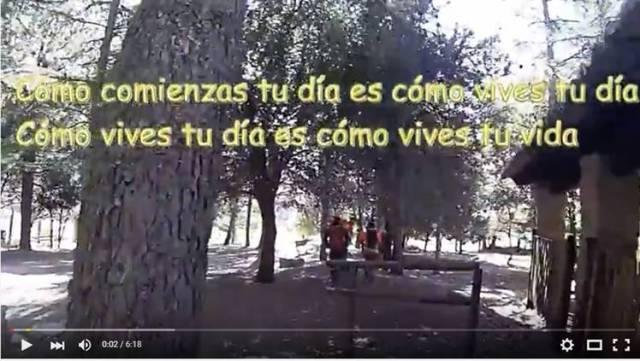 Vídeo Avenc de l´Any Nou por Pedro Martín