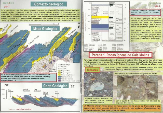 1 GeoloDía 2016  BTTersMallorca