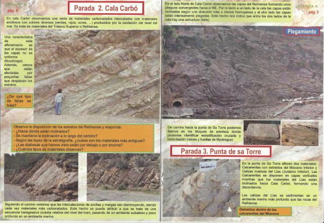 2 GeoloDía 2016  BTTersMallorca
