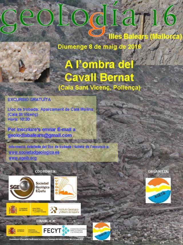 poster-geolodia16 Mallorca