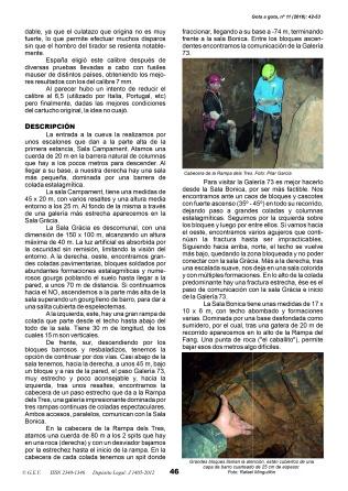 Hallazgo lago subterráneo más profundo de Mallorca por Rafael Minguillón. BTTersMallorca.
